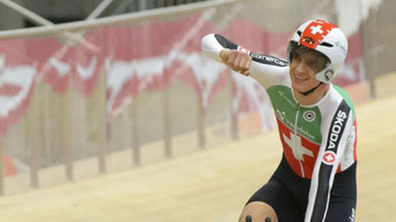 Le Vaudois obtient ainsi de précieux points dans l'optique d'une qualification olympique.