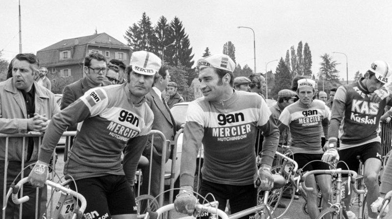 Cyclisme: Raymond Poulidor, l'«éternel second» du Tour de France, est décédé