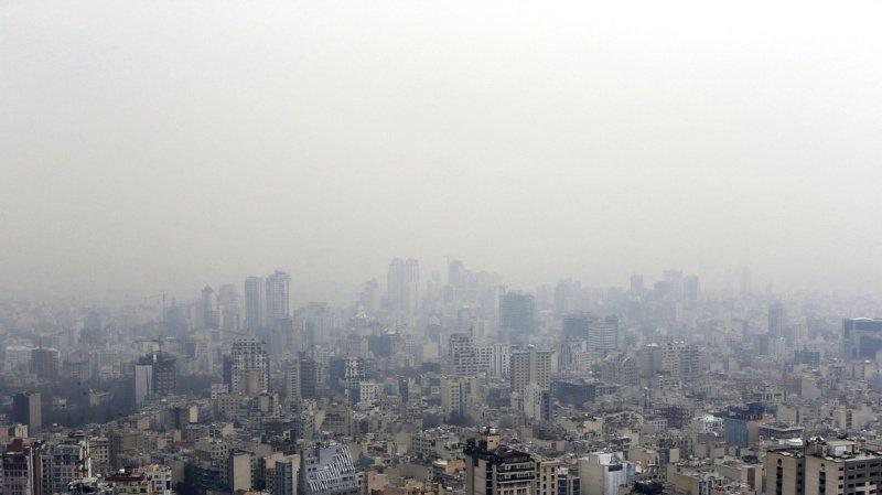 La capitale, qui compte huit millions d'habitants, est enveloppée depuis plusieurs jours dans un nuage de pollution.