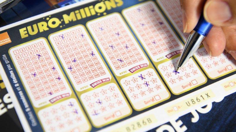 Euro Millions: pas de gagnant ce mardi soir, 125 millions en jeu vendredi