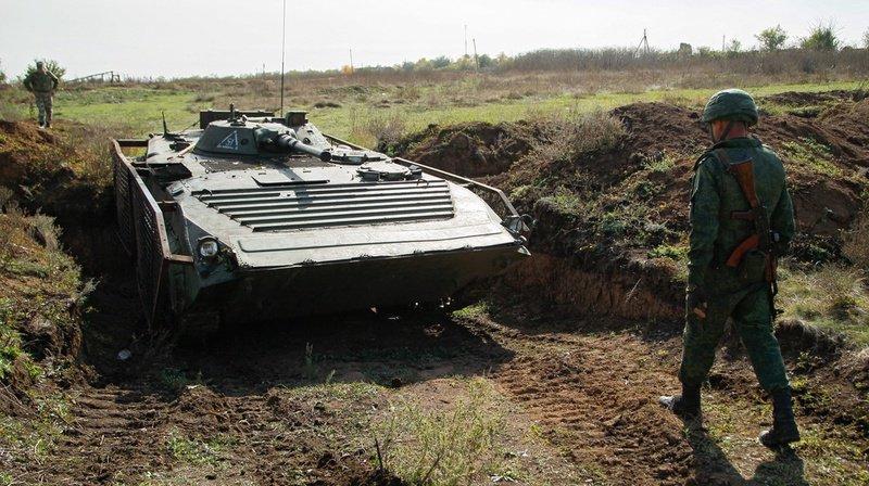 Les rebelles pro-russes ont commencé à se retirer de la zone de conflit.