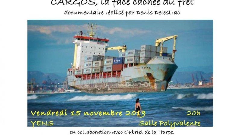 CARGOS, La face cachée du Fret - Film documentaire