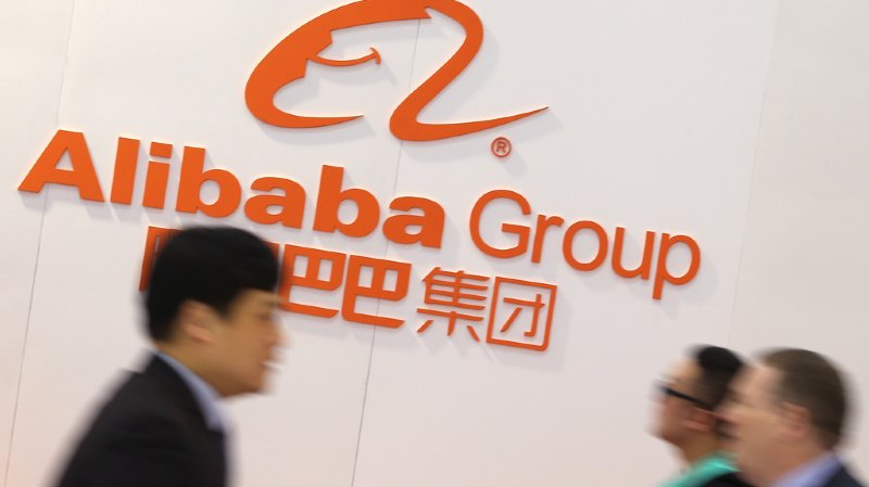 """Alibaba et les autres groupes chinois de commerce électronique ont pris l'habitude depuis 2009 d'annoncer des rabais à chaque 11 novembre, jour surnommé la """"Fête des célibataires"""" en raison de la répétition du chiffre """"un"""" (11/11). (illustration)"""