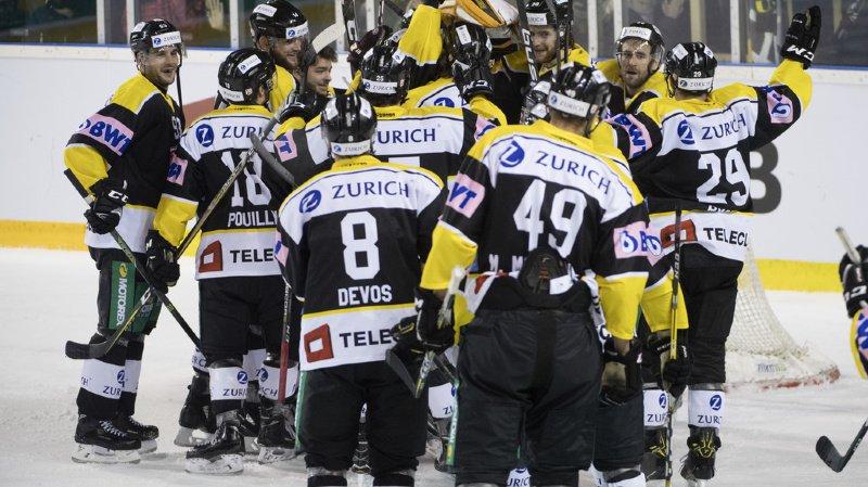 Hockey – Coupe de Suisse: le HC Ajoie crée l'exploit et se hisse en demi-finales