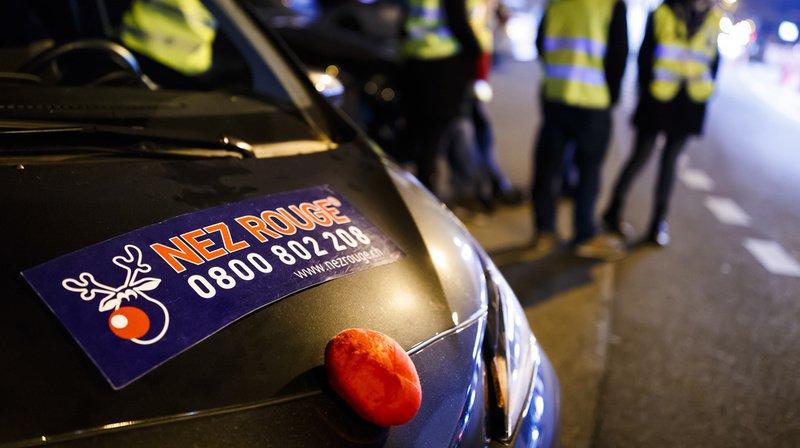 Les bénévoles de Nez Rouge sur les routes dès ce week-end