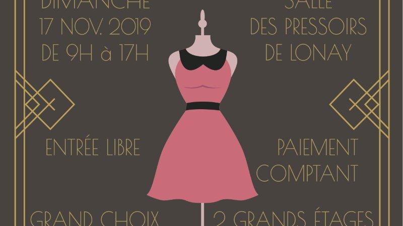 Vide-dressing Lonay, 13ème édition