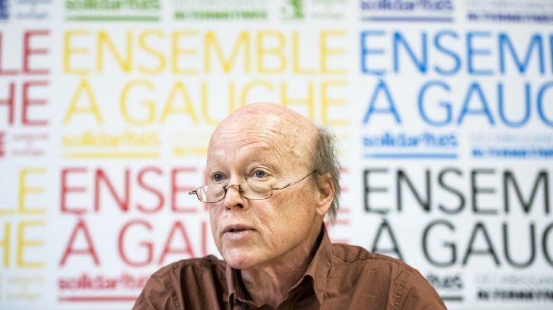 Vaud: Jean-Michel Dolivo quitte le Grand Conseil