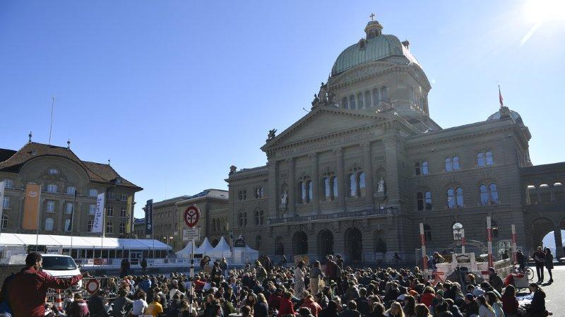 Berne poursuit la lutte contre le réchauffement climatique avec de nouveaux projets