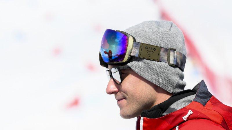 Snowboard: Nevin Galmarini opéré du dos et indisponible pour une longue durée