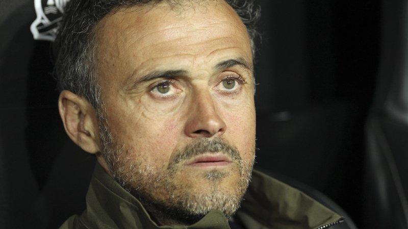 Football: Luis Enrique redevient sélectionneur de l'Espagne