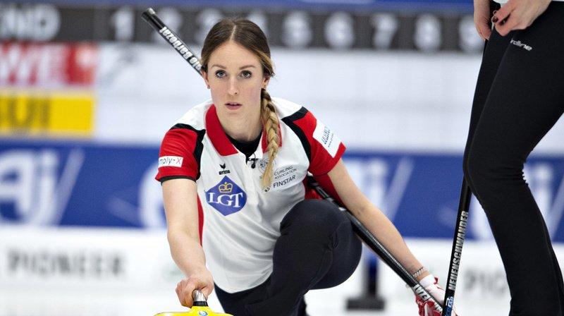 Curling – Européens de Helsingborg: les Suissesses décrochent la médaille de bronze