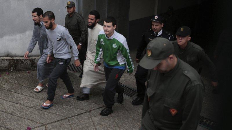 Maroc: peine de mort confirmée en appel pour les trois tueurs de deux touristes scandinaves