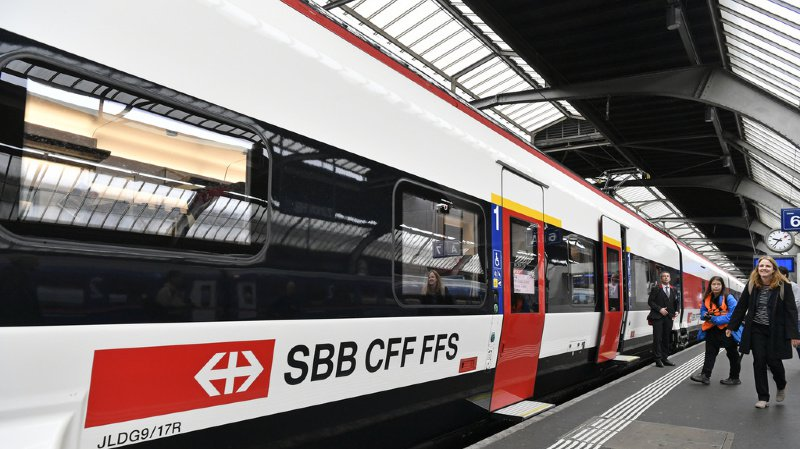 Courant 2020, l'offre à partir de l'aéroport de Zurich-Kloten sera étendue à d'autres localités en combinaison avec un numéro de vol Swiss. (illustration)