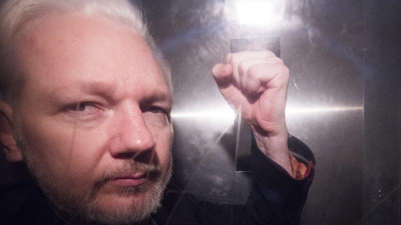 WikiLeaks: la justice suédoise abandonne les poursuites pour viol contre Julian Assange