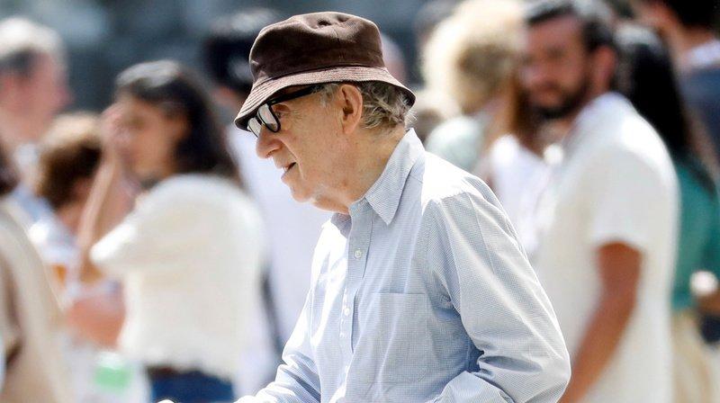 Le réalisateur Woody Allen a trouvé un terrain d'entente avec Amazon dans le conflit qui les opposait sur la diffusion de son dernier film. (illustration)
