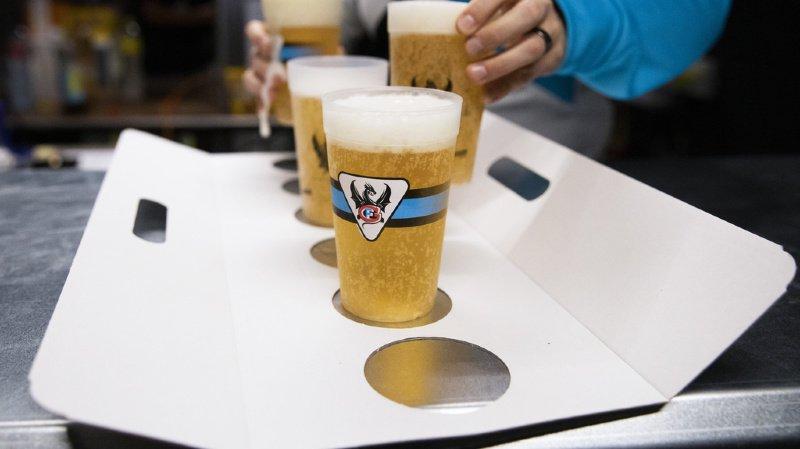 Les bières indigènes grignotent chaque année une petite part du marché supplémentaire (illustration).