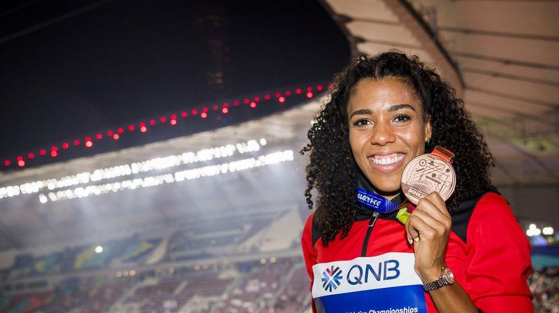 Athlétisme: Mujinga Kambundji et Julien Wanders désignés athlètes suisses de l'année