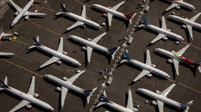 Aviation: jusqu'à 50 Boeing 737NG immobilisés en raison de fissures structurelles