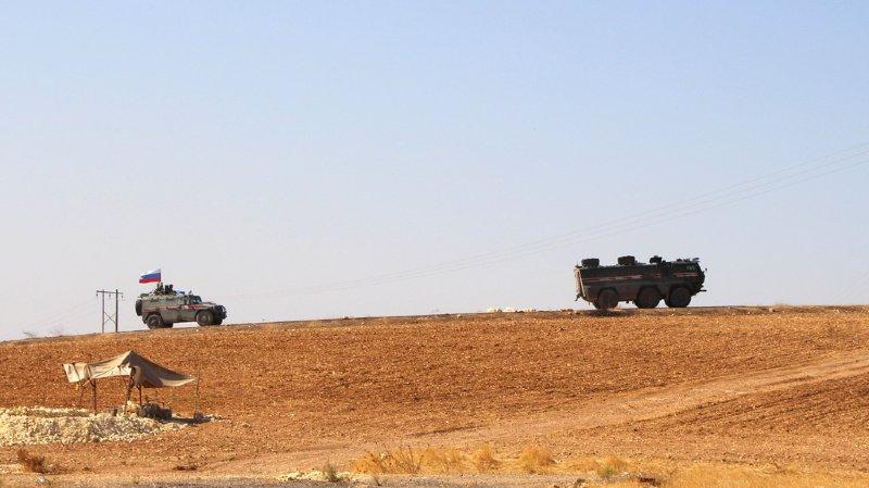 Syrie: le retrait kurde achevé dans le nord de la Syrie