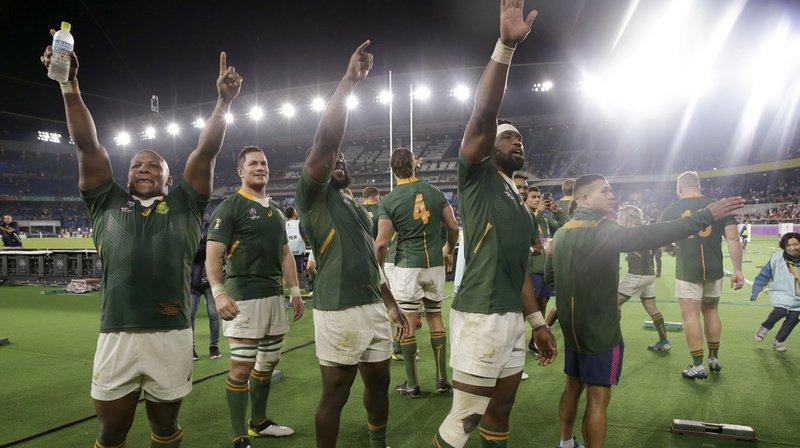 Mondiaux de rugby au Japon: la finale opposera l'Afrique du sud à l'Angleterre