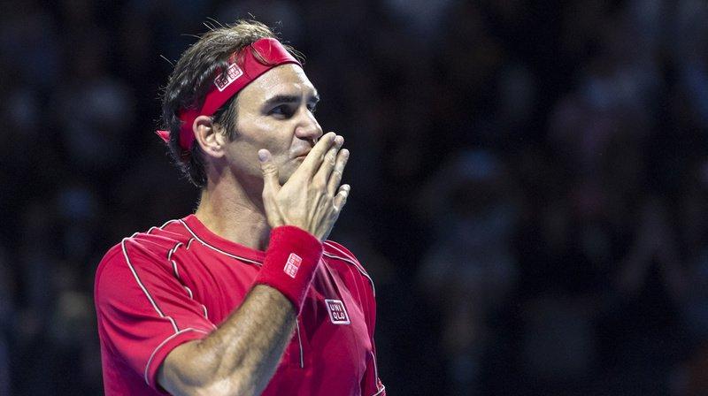 Tennis: Federer renonce aussi à l'ATP Cup en janvier, pour «raisons familiales»