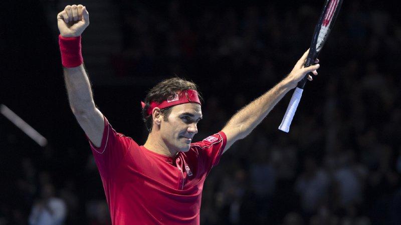 Tennis: Federer a décidé de déclarer forfait pour le Masters 1000 de Paris-Bercy