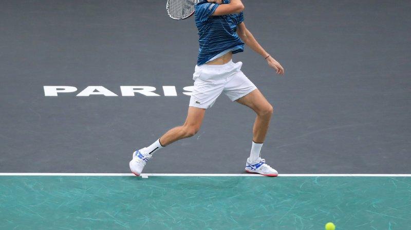 Daniil Medvedev n'avait plus perdu avant la finale d'un tournoi depuis près de quatre mois.