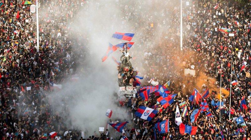 Le Chili est depuis 12 jours secoué par un mouvement de contestation inédit.