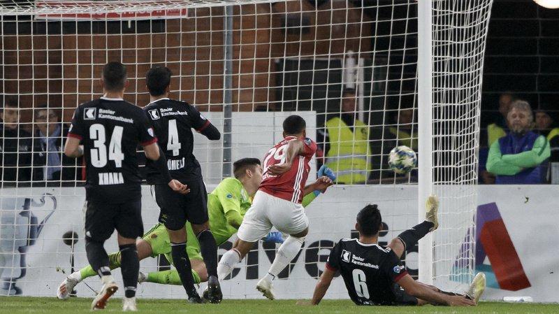 Football - Coupe de Suisse: Bâle gagne de justesse face au SLO, Sion et Young Boys s'imposent