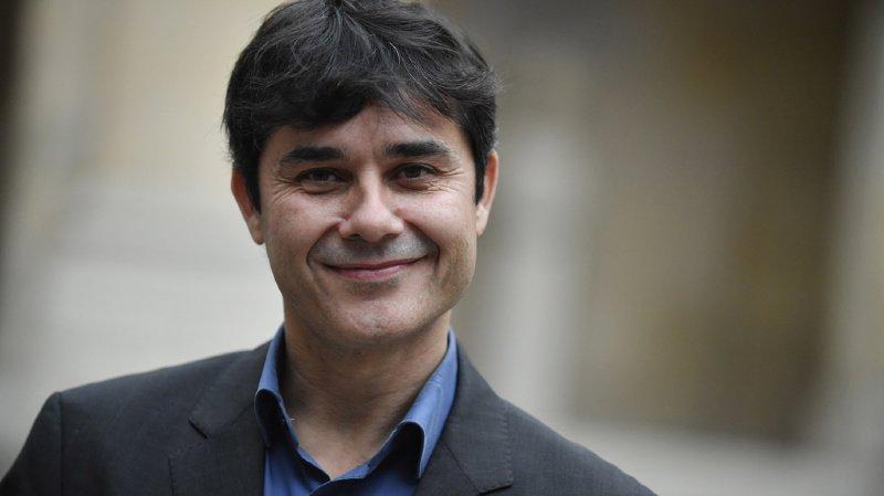Littérature: le Grand prix du roman de l'Académie française décerné à Binet