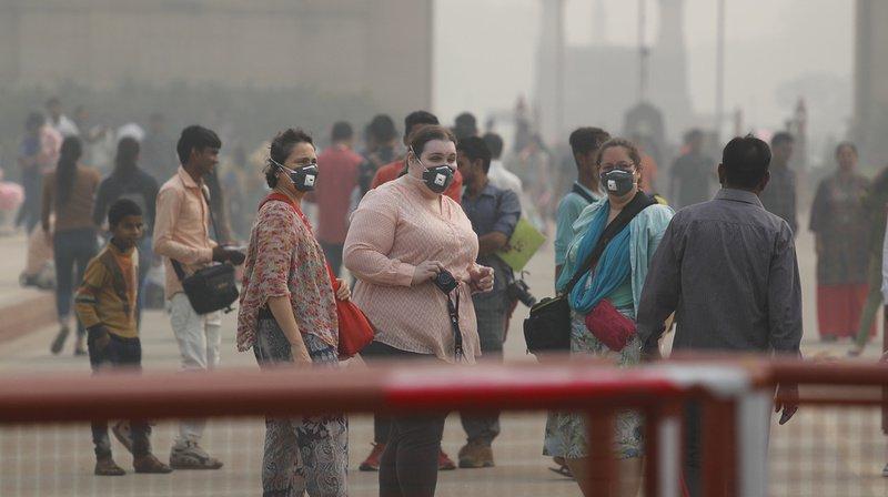 Inde: contre la pollution, le ministre de la santé conseille de… manger des carottes