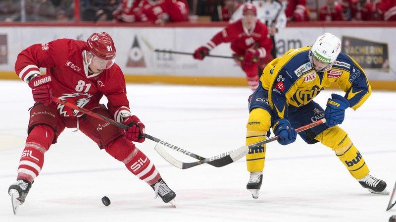 Hockey sur glace: Lausanne s'incline aux tirs au but face à sa bête noire Davos