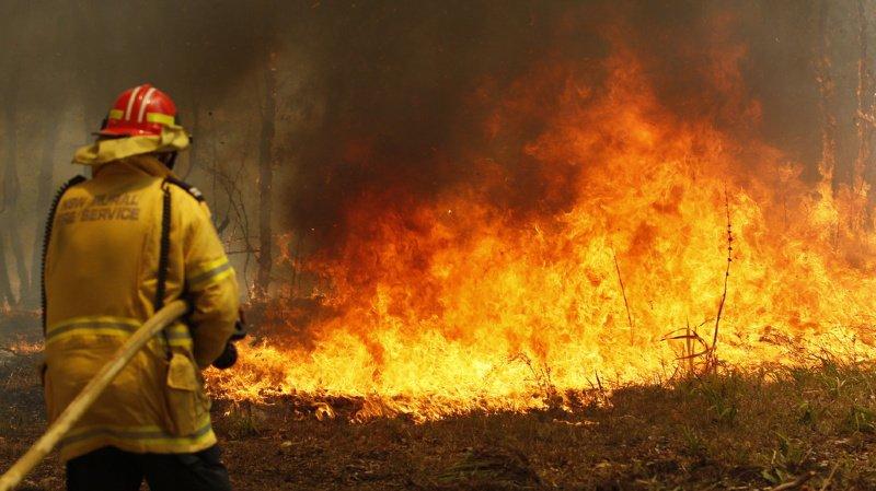 Australie: des dizaines de feux dans l'est de l'Australie, au moins deux morts