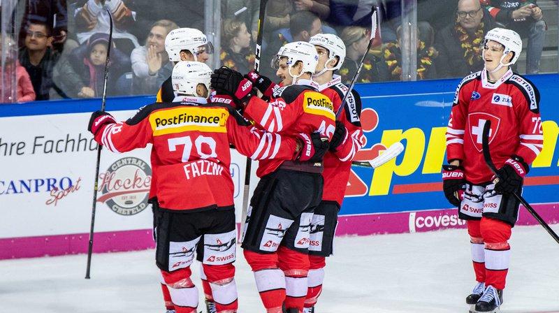 Hockey – Deutschland Cup: battue par la Russie, la Suisse remporte quand même le tournoi