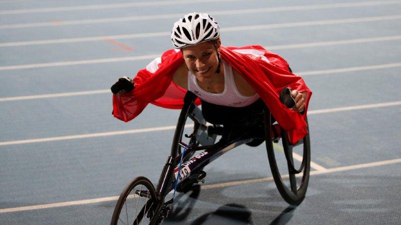 Catherine Debrunner n'a rien pu faire face à la recordwoman du monde australienne.