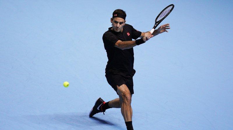 Tennis – Masters de Londres: Roger Federer se relance en battant l'Italien Berrettini en 2 sets