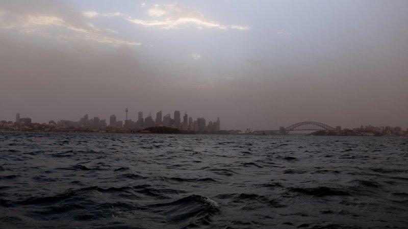 Australie – Incendies: Sydney enveloppée dans un brouillard toxique