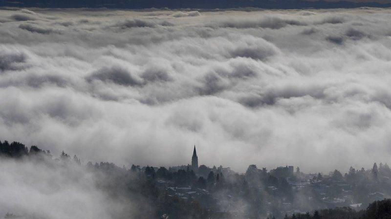 France: 115'000 foyers restent sans électricité à cause de la neige