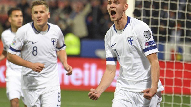 Football – Euro 2020: la Finlande valide son ticket pour la première fois de son histoire