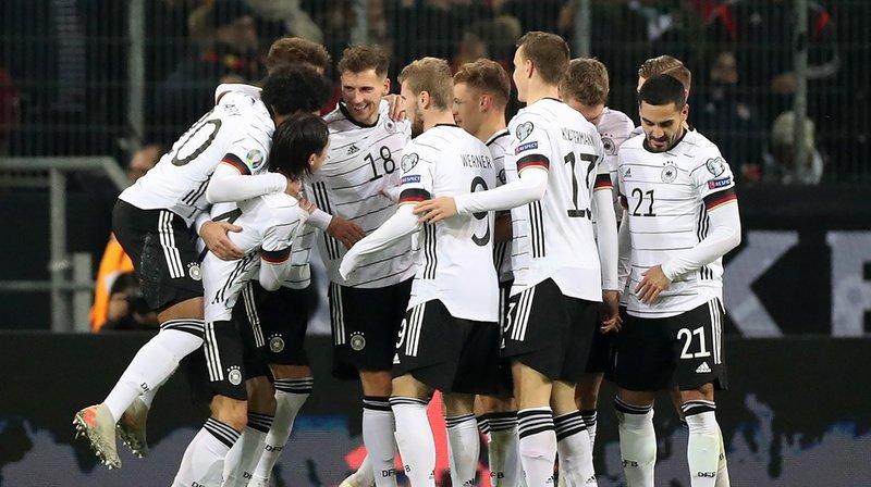 Football – Euro 2020: l'Allemagne, les Pays-Bas, la Croatie et l'Autriche valident leur ticket