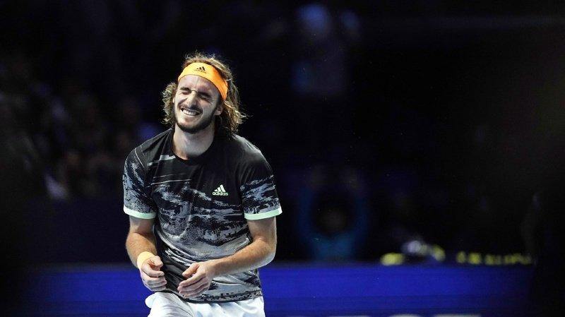 Tennis- Masters ATP: Tsitsipas couronné à Londres