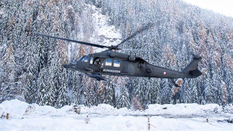 Maisons détruites et routes coupées: la neige et les inondations sèment le chaos en Autriche