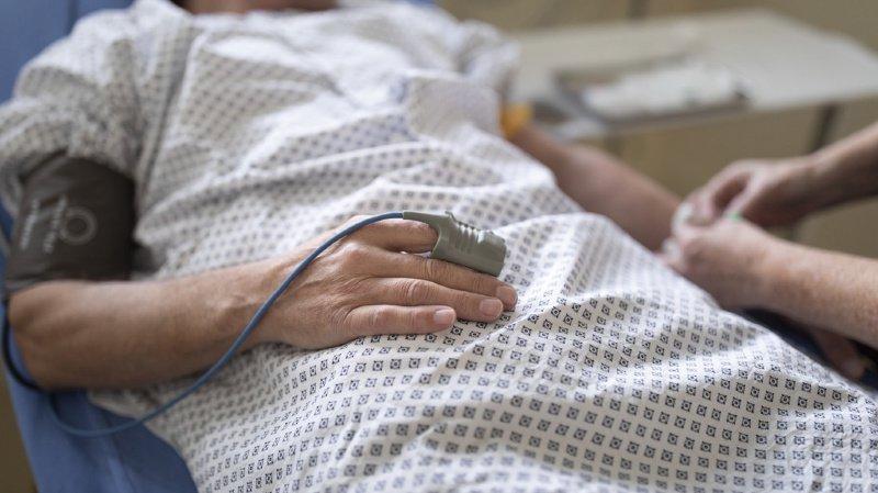 Santé: un million de personnes ont été admises à l'hôpital en Suisse en 2018