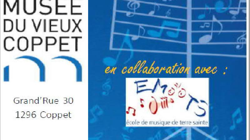 Visite en musique au Musée du Vieux Coppet