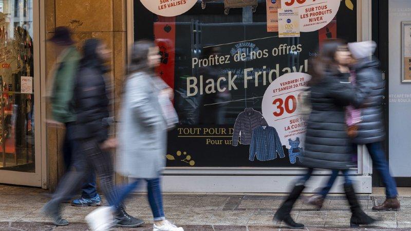 Le Black Friday a débarqué en Suisse il y a 5 ans. Et il est rapidement devenu incontournable (illustration).