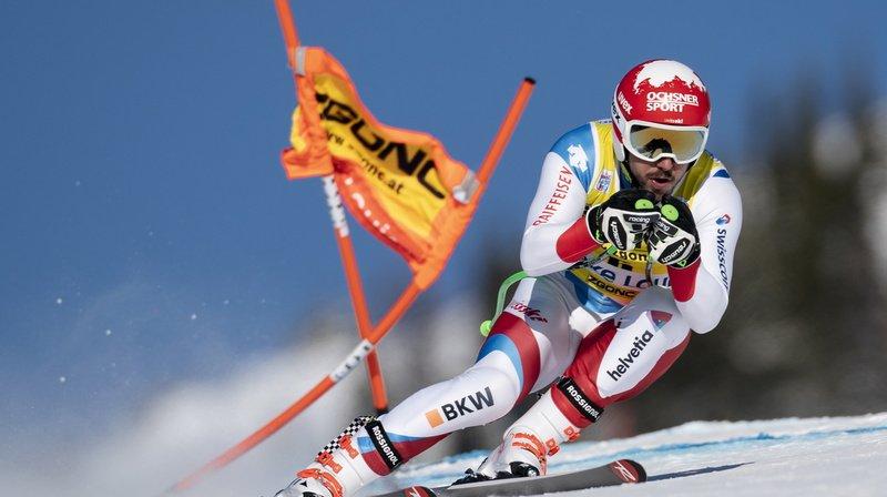 Ski alpin – Coupe du monde: Janka signe à nouveau le meilleur temps à l'entraînement à Lake Louise