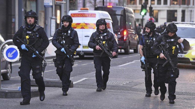 Attaque de Londres: l'assaillant déjà condamné pour terrorisme