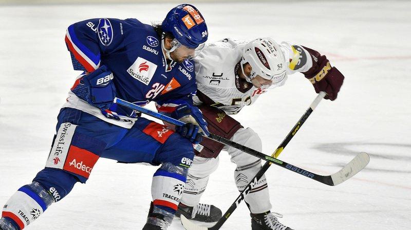 Hockey: Genève-Servette domine les Zurich Lions, Fribourg battu à Ambri-Piotta