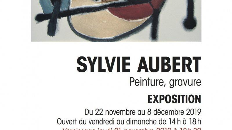 Sylvie Aubert - peinture et gravure