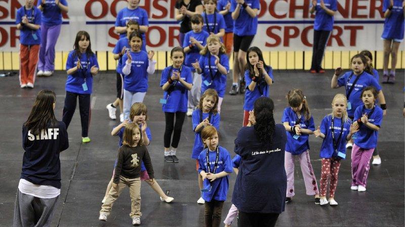 Les activités sportives sont boudées par trop de jeunes Suisses. Les initiatives des pouvoirs publics manquent aussi. Peut-être les JOJ 2020 créeront-ils des vocations? (illustration)